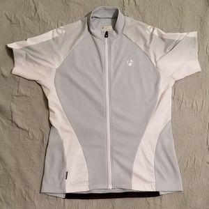 Women's Bontrager cycling shirt
